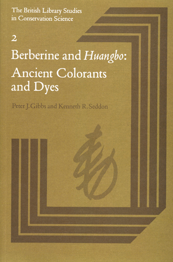 Berberine and Huangbo: Ancient Colorants and Dyes